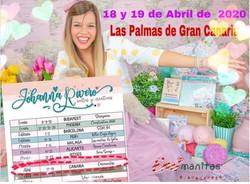 Johanna Rivero Abril 2020