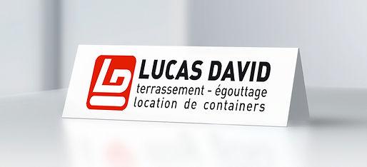 Lucas David SPRL