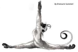 Hanumanâsana