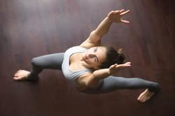 yoga guerrier