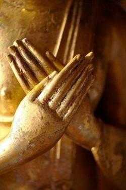 mains coeur