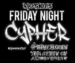 REMY New Friday Night Cypher logo Q3-201