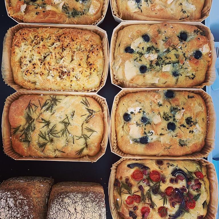 Italian Bread Class