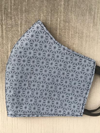 Blue Gray Starburst ($8-$12)