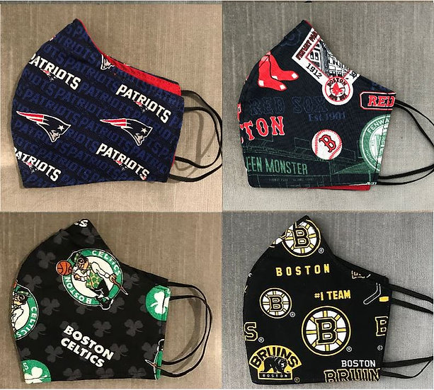 Boston Sports Teams 4-Pack  ($36 - $45)
