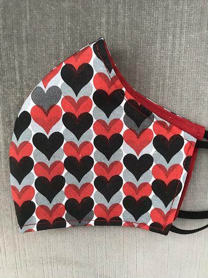Tri-Color Hearts ($8-$12)