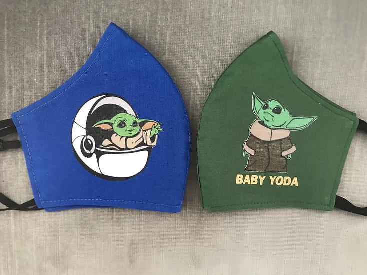 Baby Yoda Masks ($10 - $16)