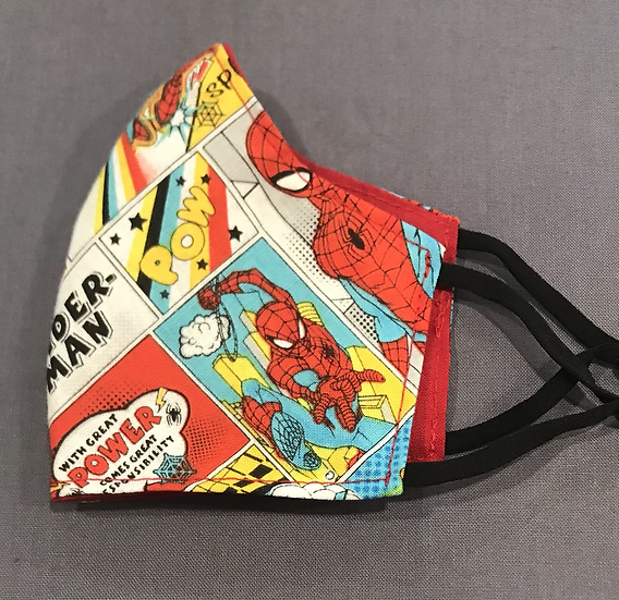 Spiderman Comic Strip ($8 - $12)