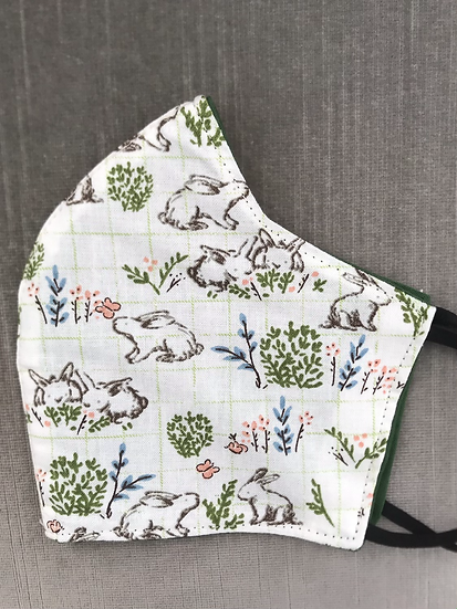Sketched Bunnies in Grass ($8-$12)