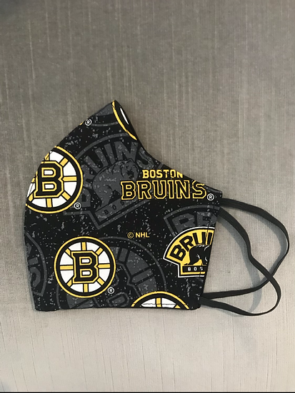 Boston Bruins - Gray two-tone