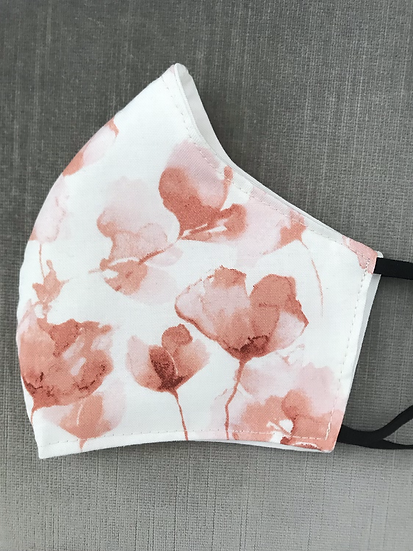 Red Watercolor Flowers ($8-$12)