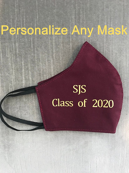 Personalize Any Mask