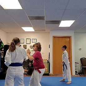 Self defense training for children, adul