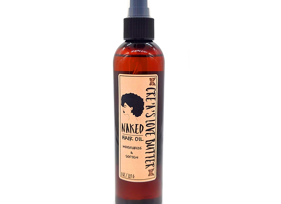 Naked Hair Oil