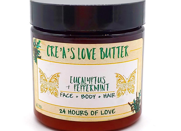 Eucalyptus & Peppermint (2oz)