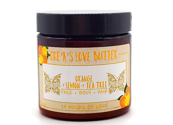 Orange, Lemon, Tea Tree (4oz)