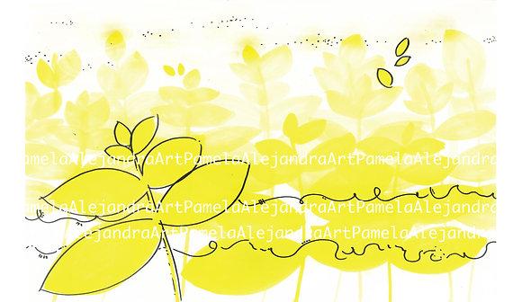 Florecitas Amarillas