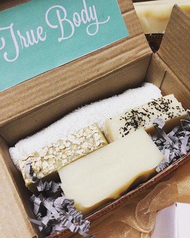 True Body Natural Soaps