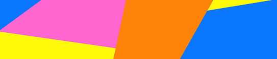Blue, yellow, pink, and orange polygons.