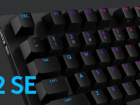 LOGITECH G512 SE Mechanical Gaming Keyboard Review