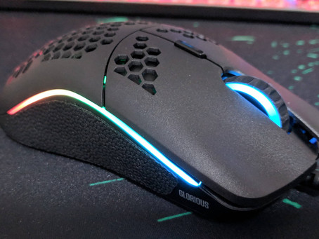 Glorious Model O Gaming Mouse Review