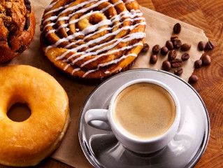 Coffee and donuts: Beware this quick fix