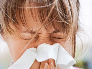 How seasonal allergies can affect your oral health