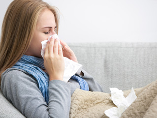 5 dental health tips for cold and flu season