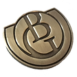 lapel pin, BGU, blackgirl, gold, pin