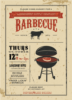BBQ is THIS WEEK!!!