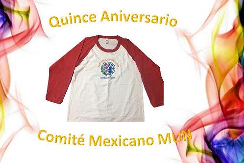 Camiseta 3/4