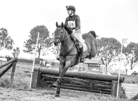 Eventing: 'Breekbomen'