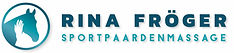 Logo Rina Froger Sportpaardenmassage