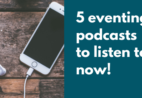 5 eventing podcasts om nu naar te luisteren!