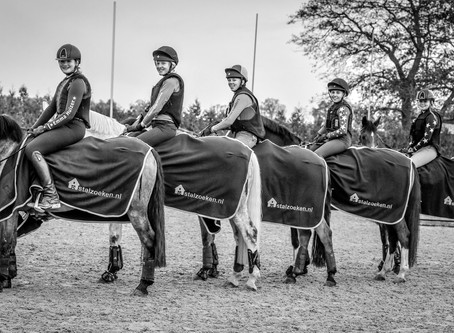 Denk mee over de Eventing Team Challenge!