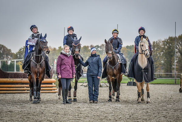 ESVEO Fotografie; EventingHQ Team Challenge 2019; winnaars 2019 paarden
