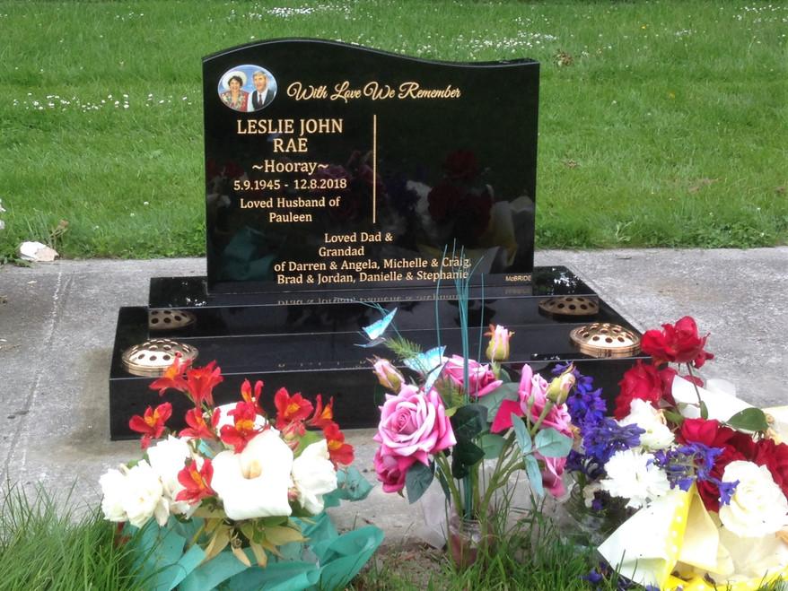 Headstone - Rae