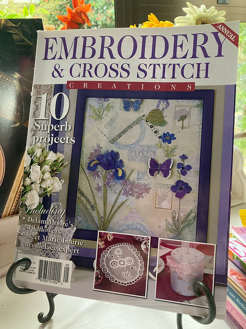 Embroidery & Cross Stitch Vol 18 #10