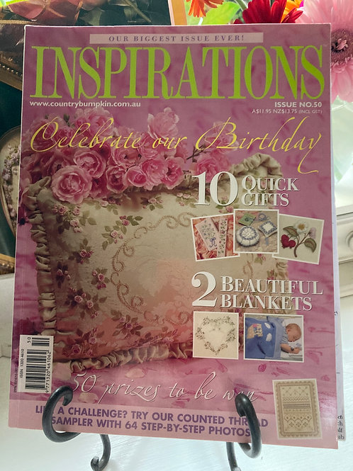 Inspirations Issue 50
