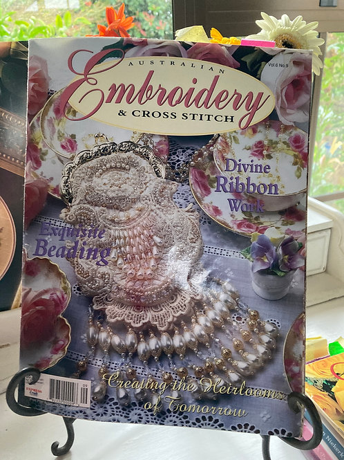 Embroidery & Cross Stitch Vol 6 #9