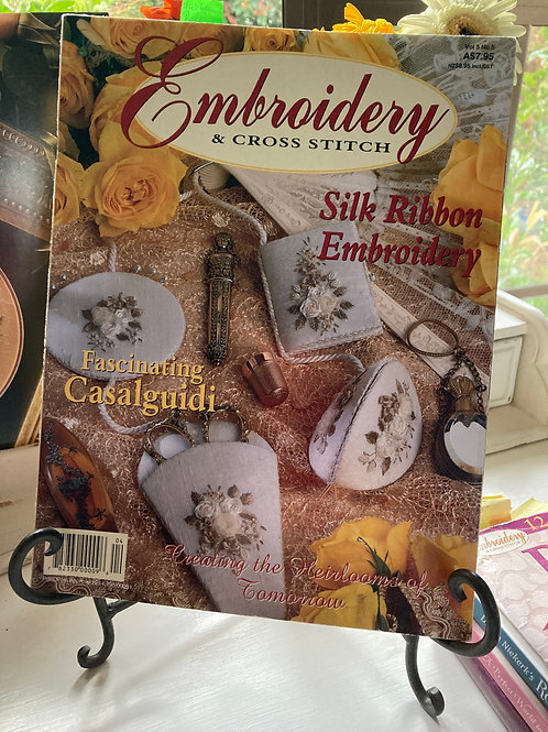 Embroidery & Cross Stitch Vol 5 #5