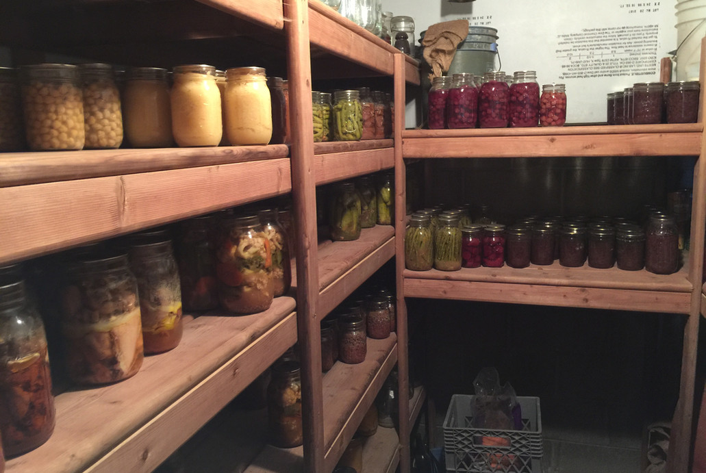 Food storage solutions