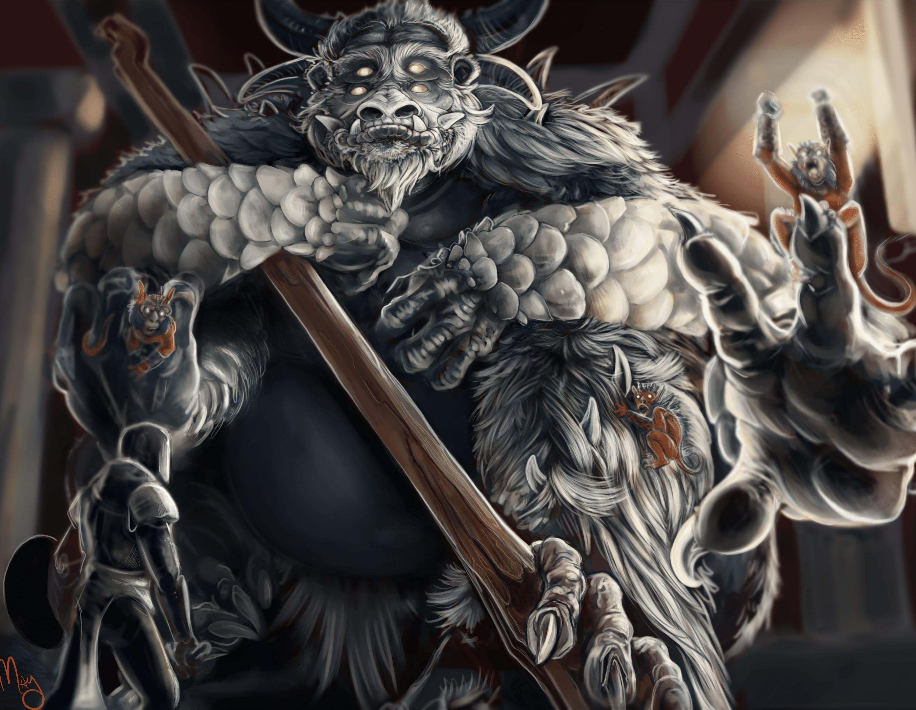 Taavax, Judicator by Kasey May