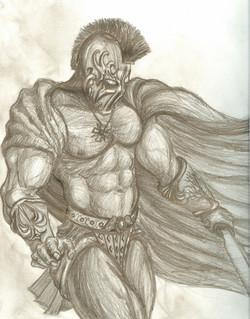 Warlord by Matthew Crum