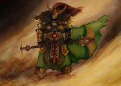 Ezael Enforcer by Matthew Crum