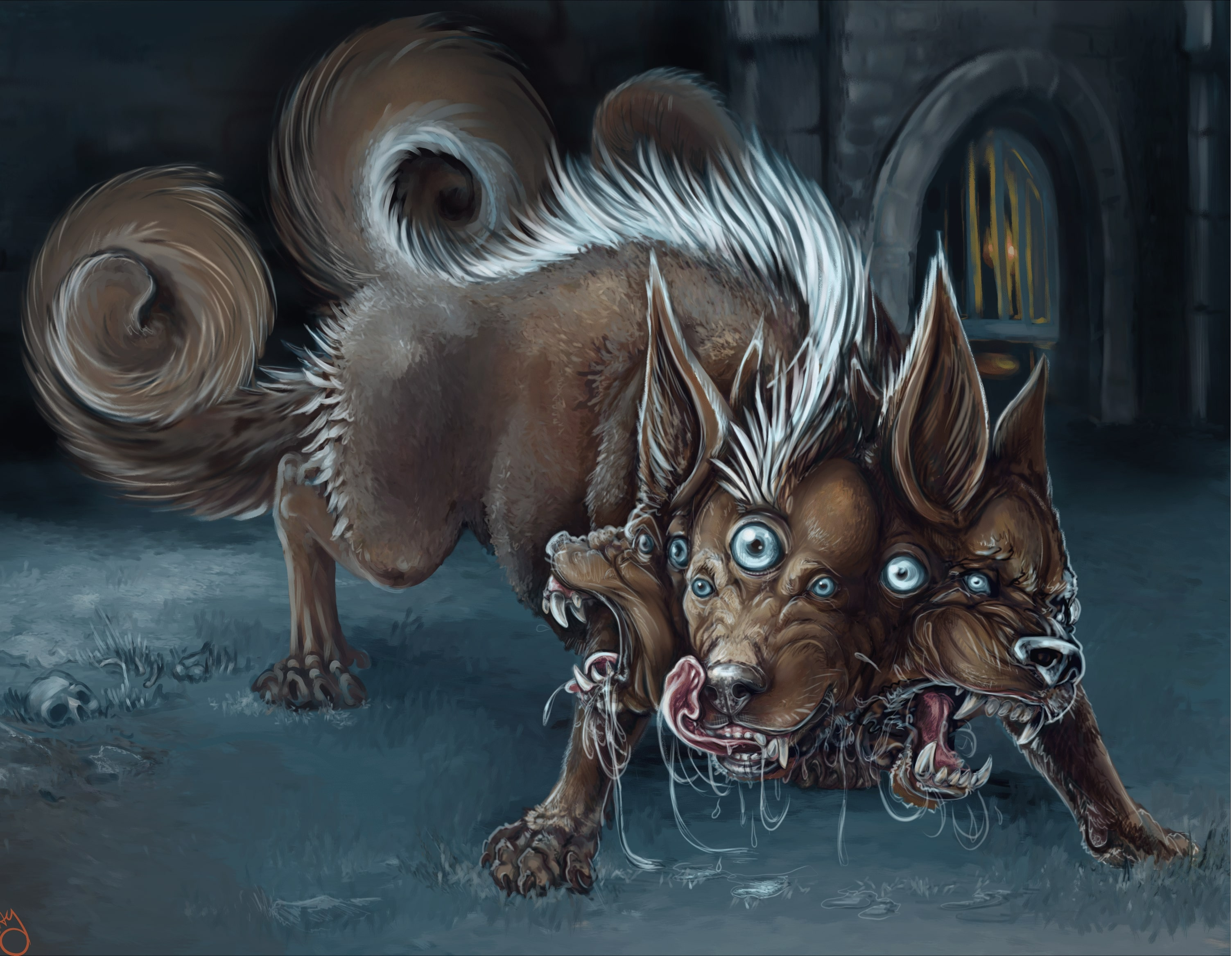 Reaperhound Guard