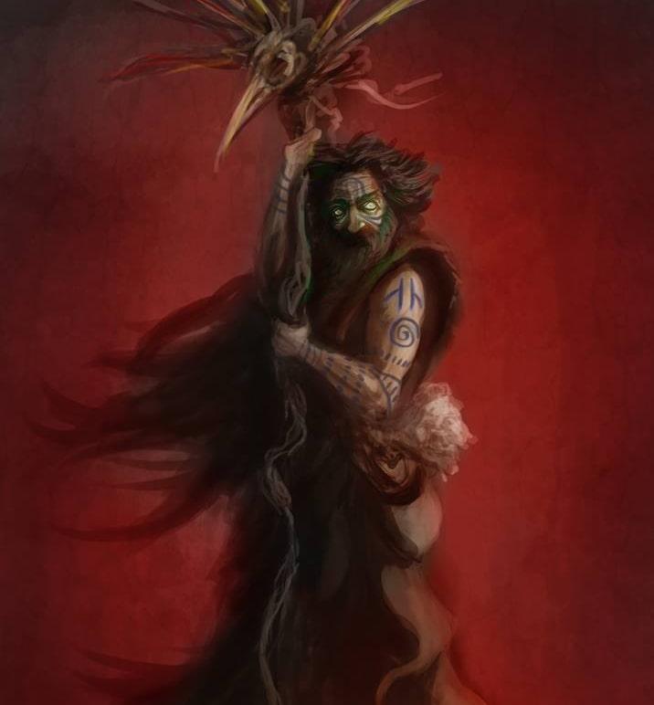 Diviner by Matthew Crum