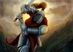 Warrior by Matthew Crum
