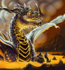 Ancient Dragon by Kasey May