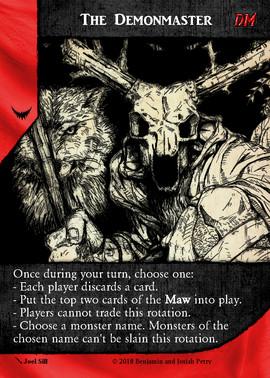 The Demonmaster